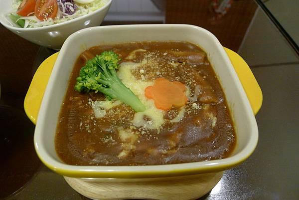 茄汁起司咖哩飯.JPG