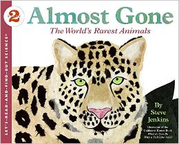 Almost Gone:the world%5Cs rarest animals 封面