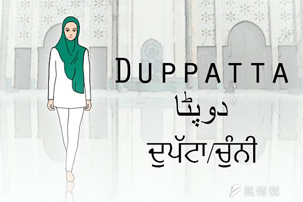 頭巾Dupatta.png