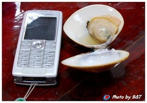 烤蛤&手機