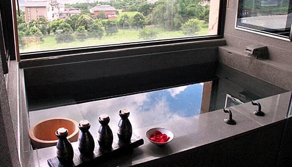 陽明山溫泉‧和昇會館‧沽月客房『平清盛』