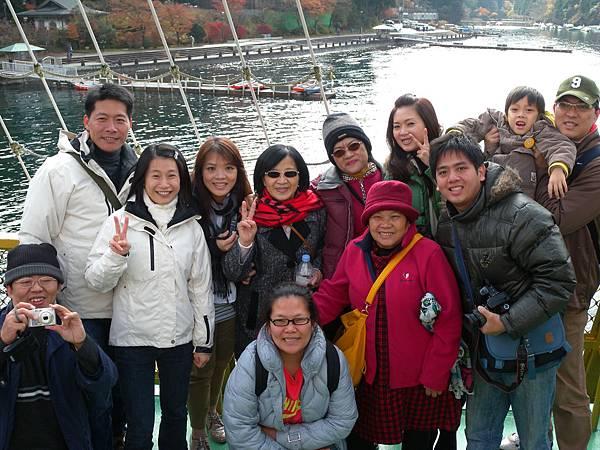 蘆之湖海船
