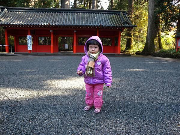 小金魚神社散步