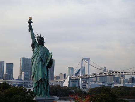 小小自由女神像