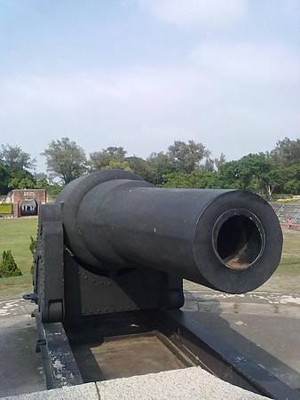 億載金城砲台