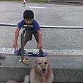 安德魯與阿狗