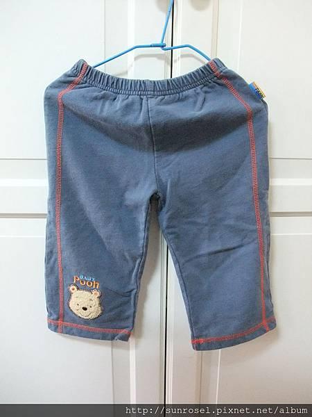Disney維尼熊長褲