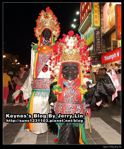 20121204壬辰年艋舺青山宮靈安尊王暗訪-第二夜新義安 (13)