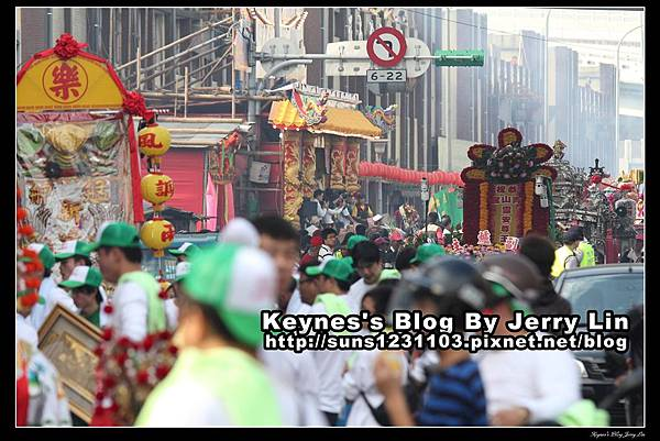 20131124癸巳年艋舺青山宮靈安尊王正日-新清樂社 (1)