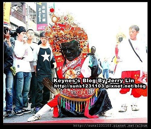 20101127庚寅年艋舺青山宮靈安尊王聖誕遶境-義軒社 (1)