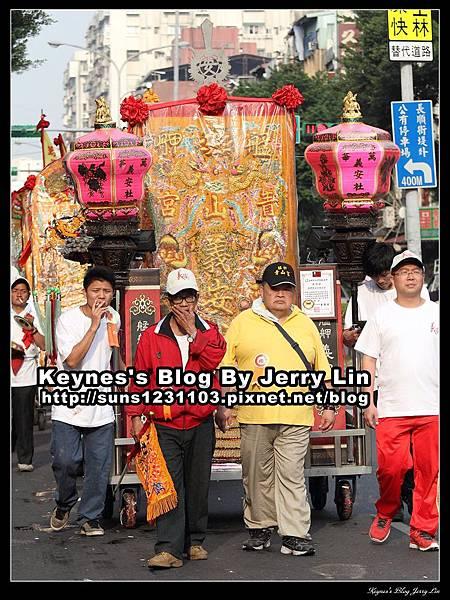 20131124癸巳年艋舺青山宮靈安尊王正日-義安社 (5)