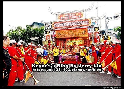 2011 大龍峒保安宮二祖力士會與太平媽第一篇 (7)