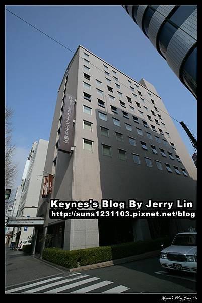 20140202熊本三井花園酒店「くまRoom4