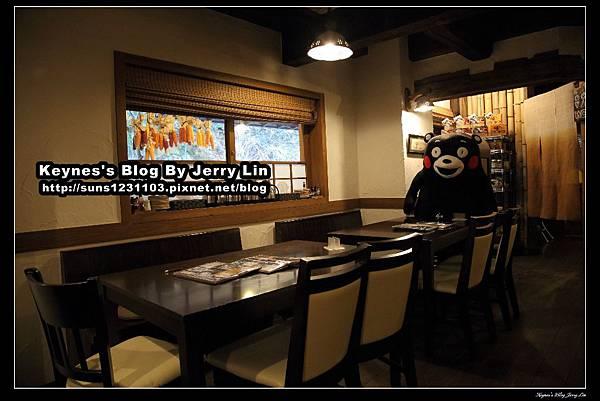 20140204黑川溫泉わろく屋『黒川温泉カフェレストラン わろく屋』 (12)