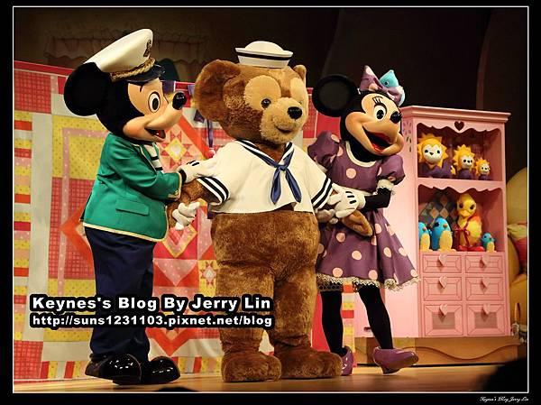 20150515迪士尼達菲世界 (5)