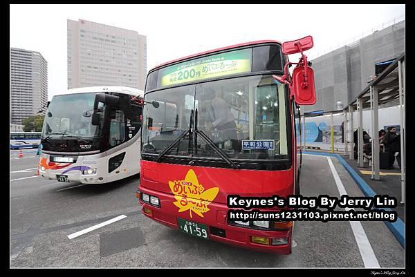 20150222廣島市觀光循環巴士4