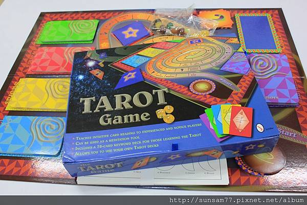 The Tarot Game-04