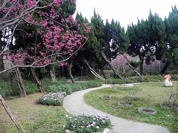陽明山花卉試驗所2013
