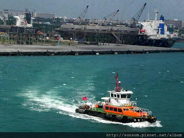 花蓮港引水船