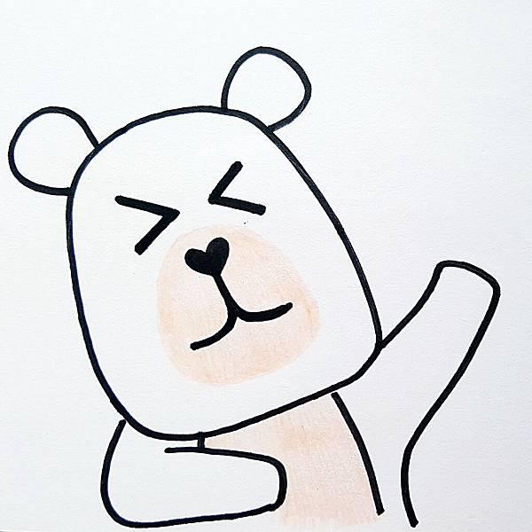 歪歪熊你好