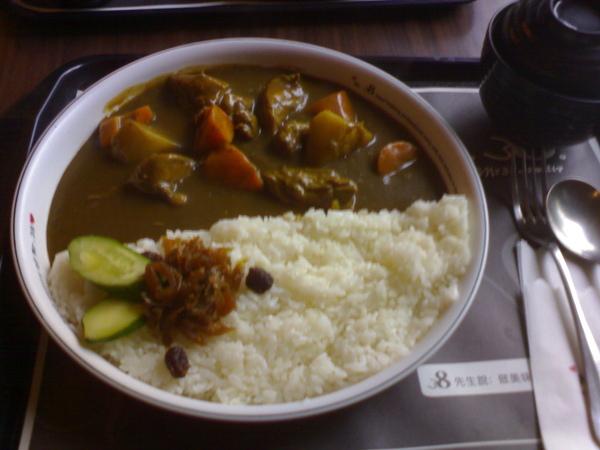 Mr 38 咖哩飯