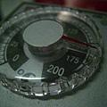 手工蛋捲機溫度調整鈕