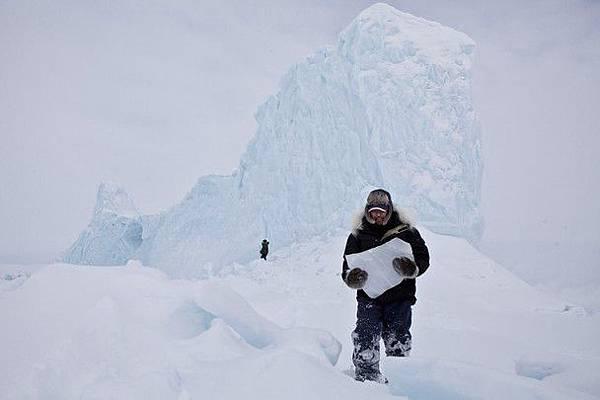 地域單元觀眾選擇獎獲獎作品《冰山上的獵人》