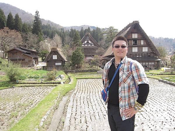 日本白川鄉合掌屋