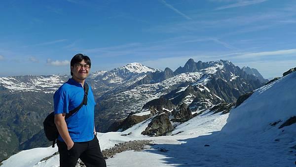 好美的法國霞慕尼高山.JPG