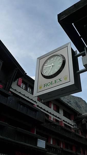 瑞士的鐘不是OMEGA就是ROLEX.JPG