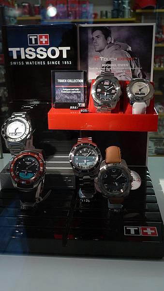 志偉哥想要買的TISSOT登山錶.JPG