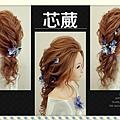正火紅的韓式低馬尾髮型1427544587916.jpg-1254398039