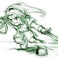 Link揮劍.jpg