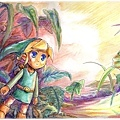 Zelda-小小眼中的河岸黃昏.jpg