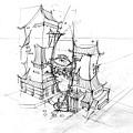 20110621_幾何形體結構的場設練習.jpg