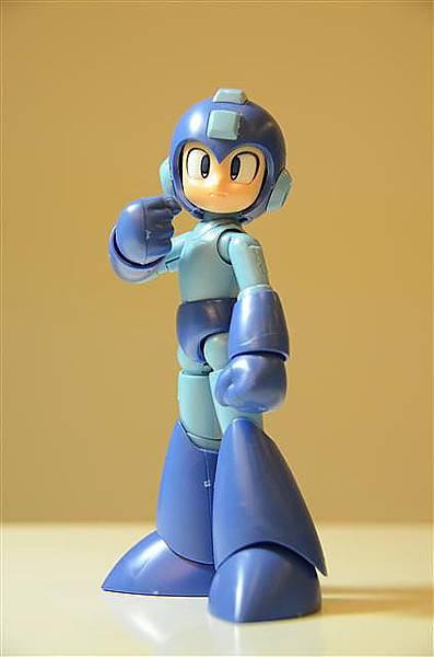 004_壽屋洛克人模型.JPG