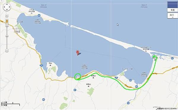 佐呂間湖東北Map.jpg