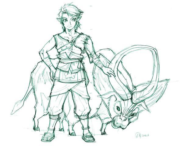 Zelda曙光仿畫1.jpg