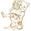 跑團16期-小P-熊抱.jpg