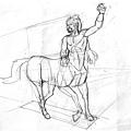 20110417_人體上身與馬身結合練習2.jpg