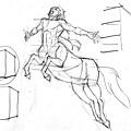 20110417_人體上身與馬身結合練習1.jpg