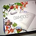 Wacom數位板Bamboo001.JPG