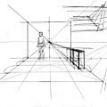 20110518_室內一點兩點透視解讀練習1.jpg