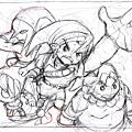 Zelda-假面騎士、變身!(鉛筆稿).jpg
