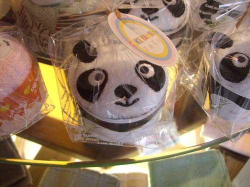 熊貓毛巾,名字自取.JPG