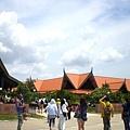 柬埔寨 暹粒機場
