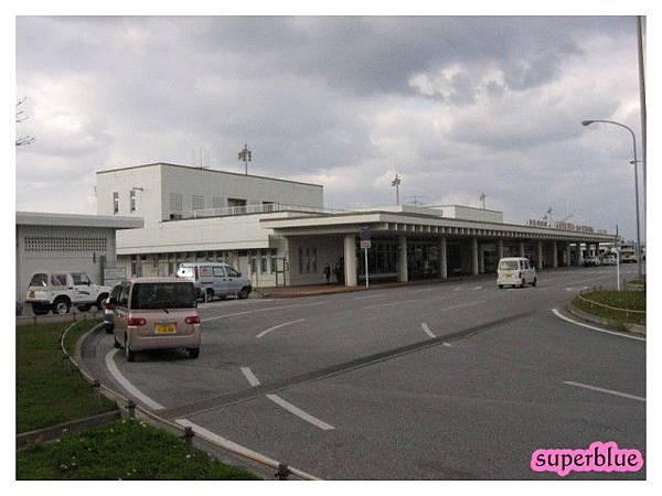 再看一次國際線機場