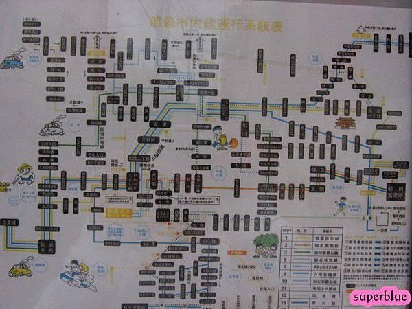 公車路線圖