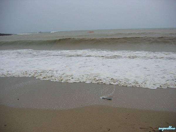 我聽見海浪的聲音