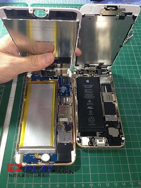 山寨版的iphone